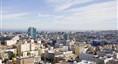 享受21楼层高的360度旧金山美景