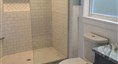 Fully remodeled master bath.
