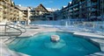Hot tubs and heated pool