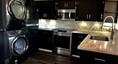 Kitchen with New Samsung Appliances